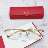 Copy Cartier Eyeglass Optical Frames 5634296 Cartier Eyeware FCA307