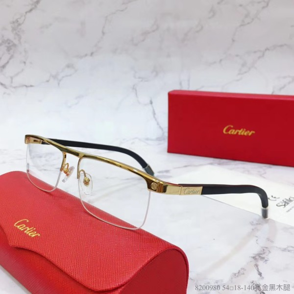Replica Cartier Eyeware 8200980 FCA309
