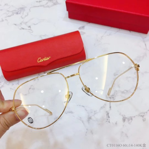 Replica Cartier Eyeglass Optical Frames CT01160 FCA321