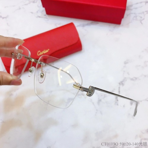 Replica Cartier Eyeglass Optical Frames CT01130 FCA320
