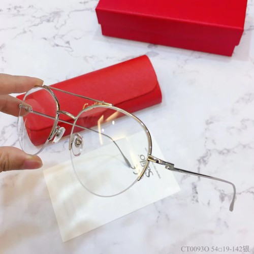 Replica Cartier Eyeglass Optical Frames CT00930 FCA318