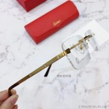 Cartier Metal CT0167O Eyeglass Optical Frames FCA326