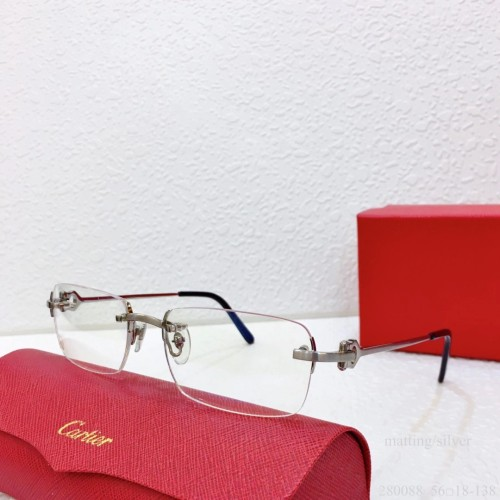 Cartier Eyeware CT280088 Eyeglass Optical Frames FCA328