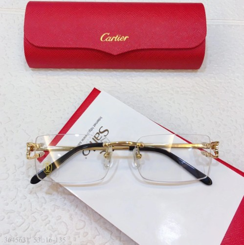 Cartier Eyeglass CT3645631 Optical Frames FCA329