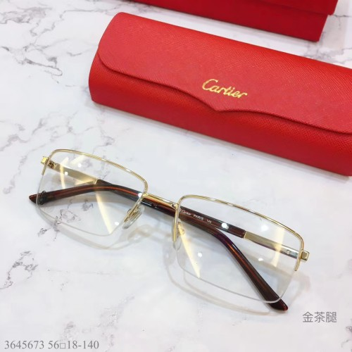 Cartier Eyeglass CT3645673 Optical Frames FCA330