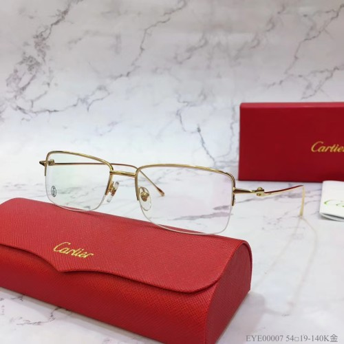 Cartier Glasses EYE00007 Optical Frames FCA334
