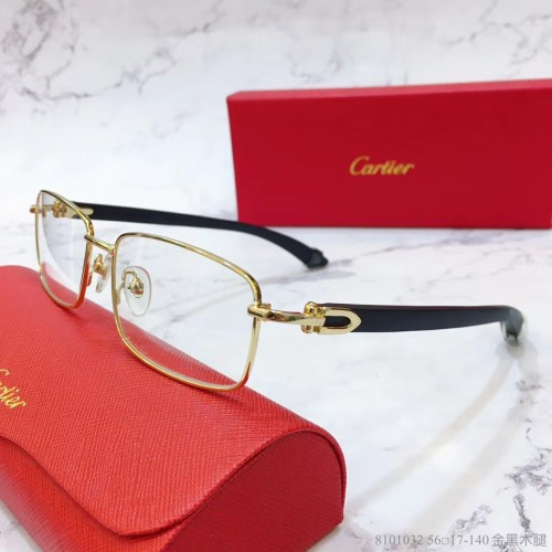 Cartier Eyeglass CT8101032 Optical Frames FCA331