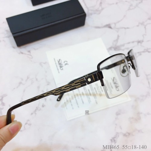 MONT BLANC Glass MB465 Eyeware Optical Frames FM368