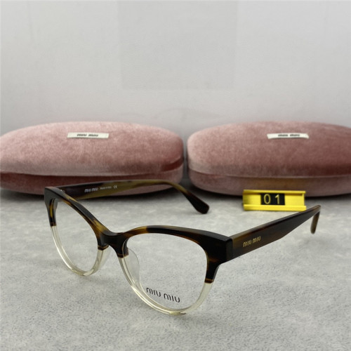 Wholesale MIU MIU 01 Eyeglasses Brands FMI161