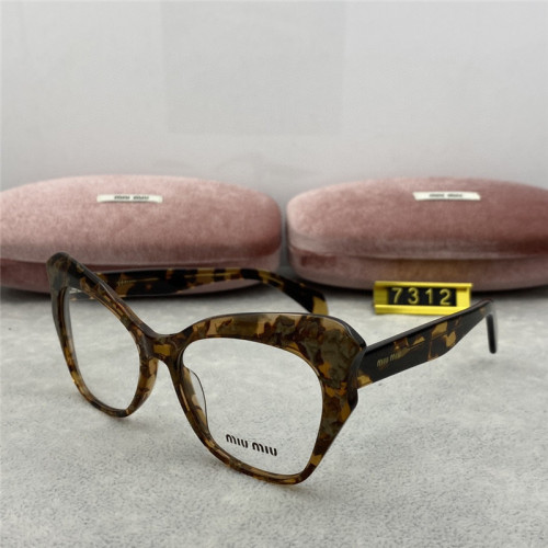 MIU MIU 7312 Eyeglass For Men Optical Frame Brands FMI163