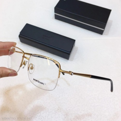 MONT BLANC Glass MB0073O Eyeware Optical Frames FM371