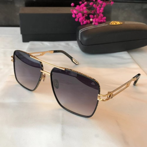 MAYBACH Sunglasses Metal Replica Sunglasses SMA052
