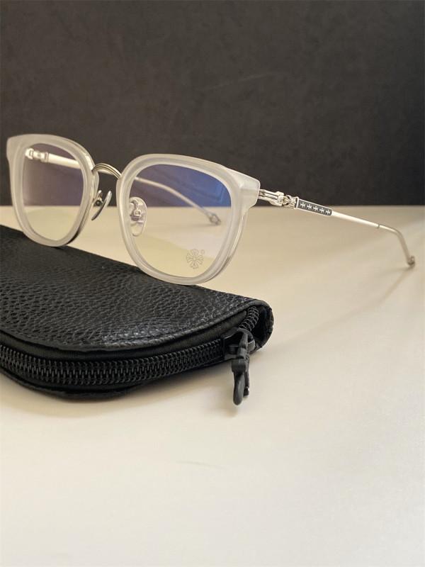 Replica Chrome Hearts Eyeglass Frame TEL .EVAGILIST FCE224