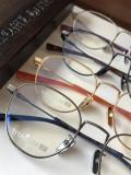 Copy Chrome Hearts Eyeglass Titanium Metal CH8037 FCE230