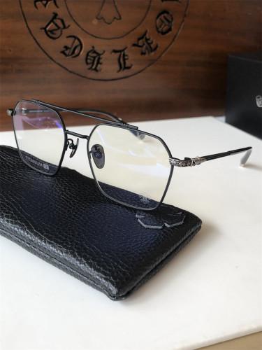Copy Chrome Hearts Eyeglass Titanium Metal CH8041 FCE232