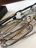 Copy Chrome Hearts Eyeglass Titanium Metal CH8040 FCE231