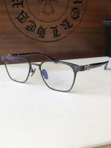Chrome Hearts eyeglass optical frame Titanium Metal NASTYFREEZE FCE249