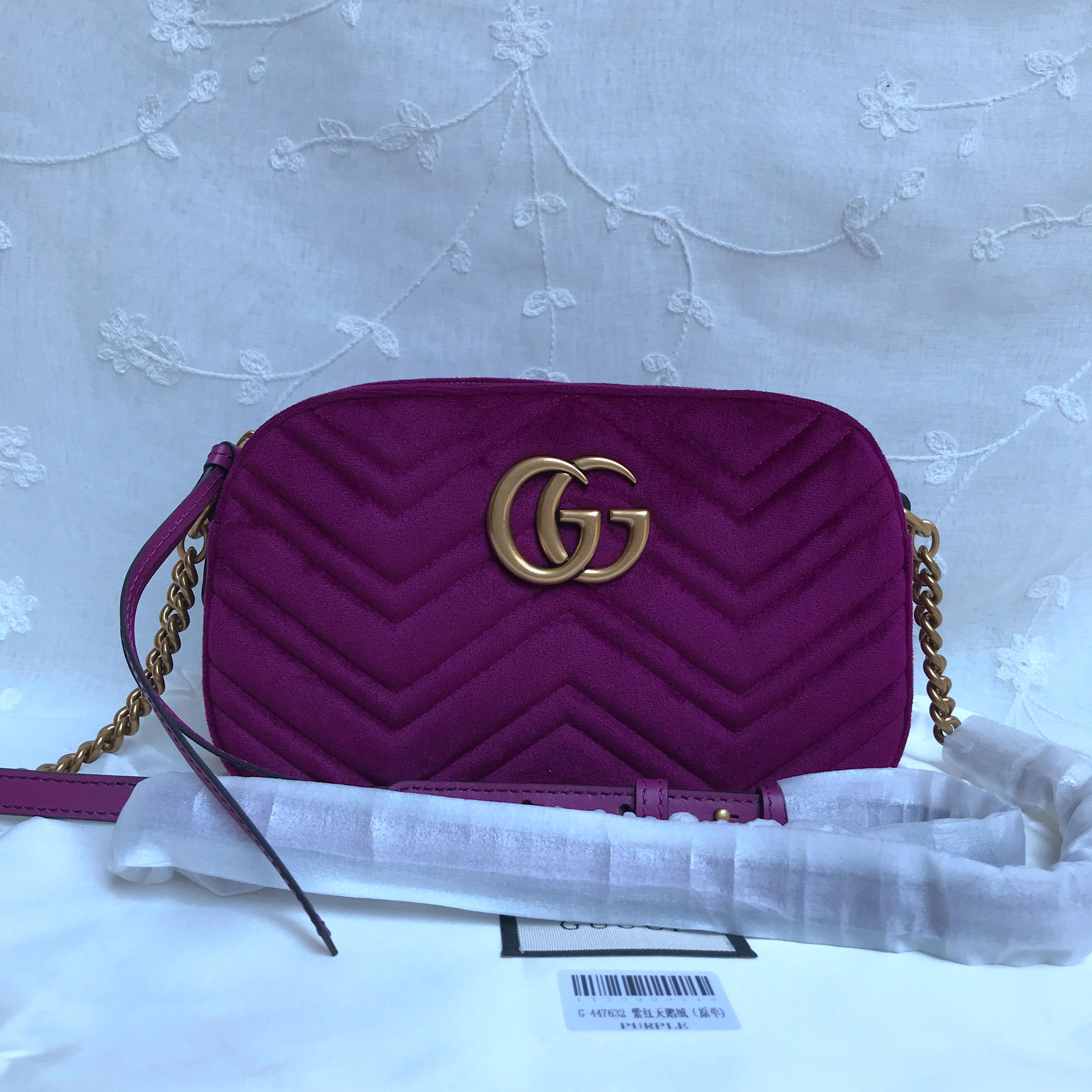 Gucci Marmont small shoulder bag 447632