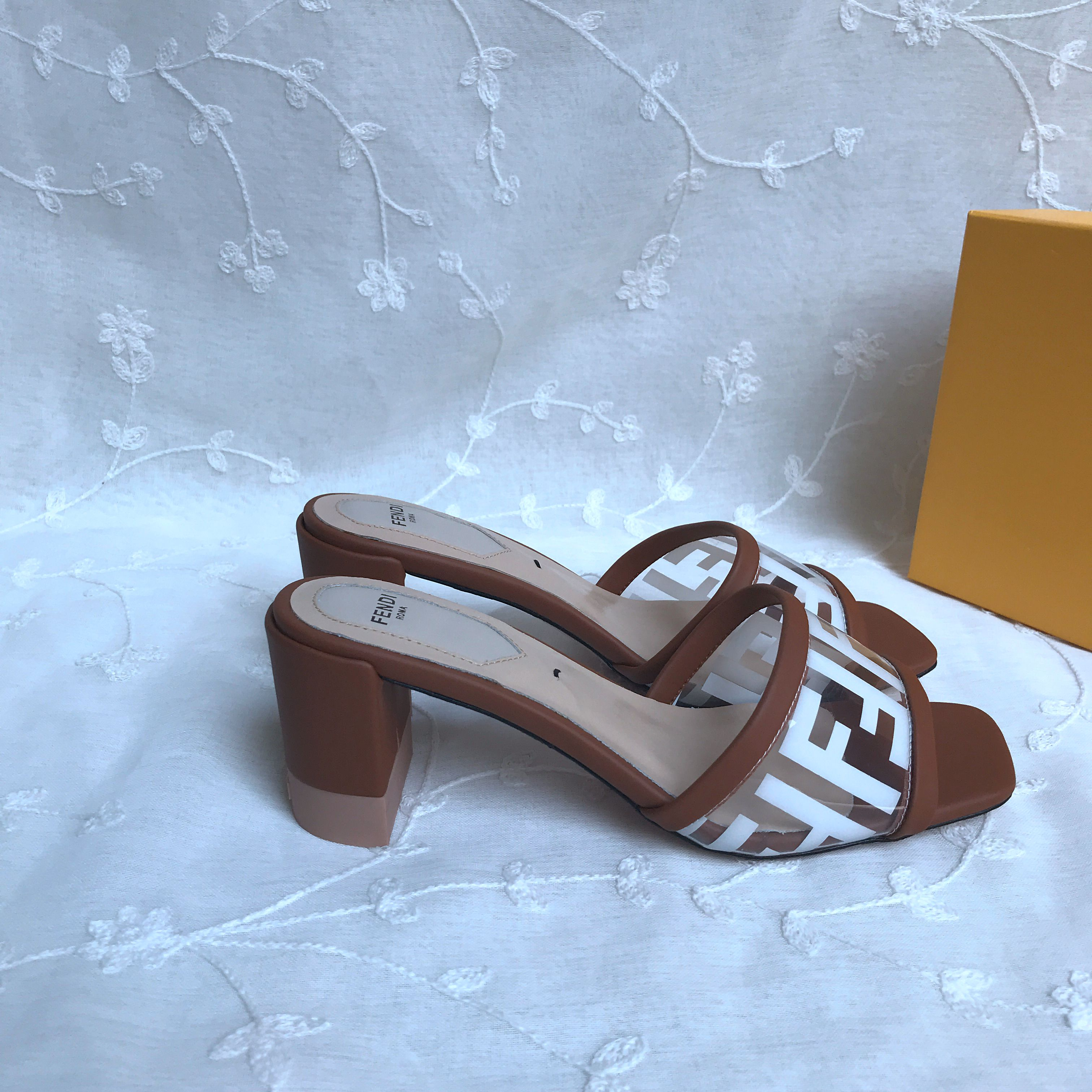 Fendi Slippers Shoes 452054