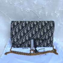 DIOR SADDLE POUCH