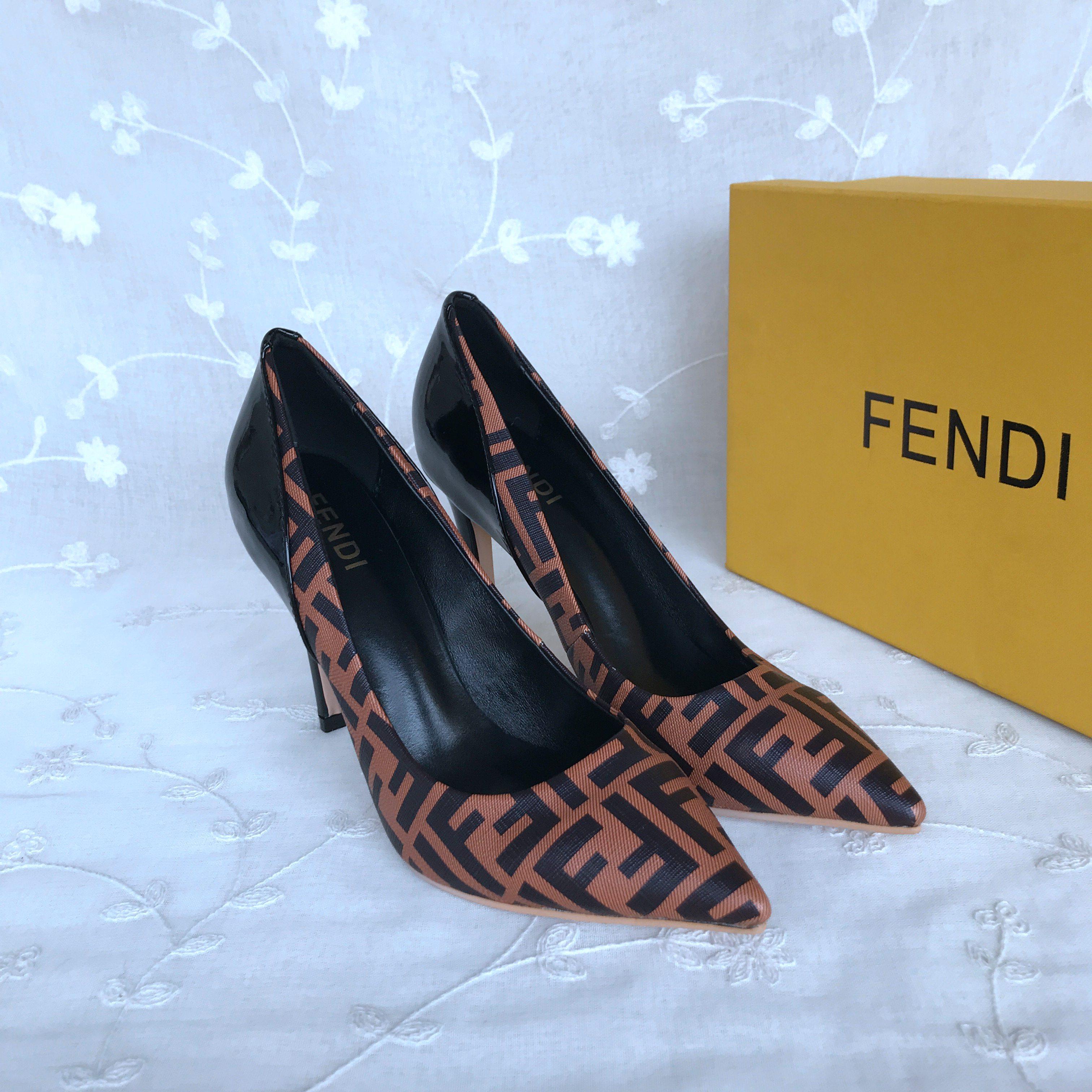 Fendi High heels 846647