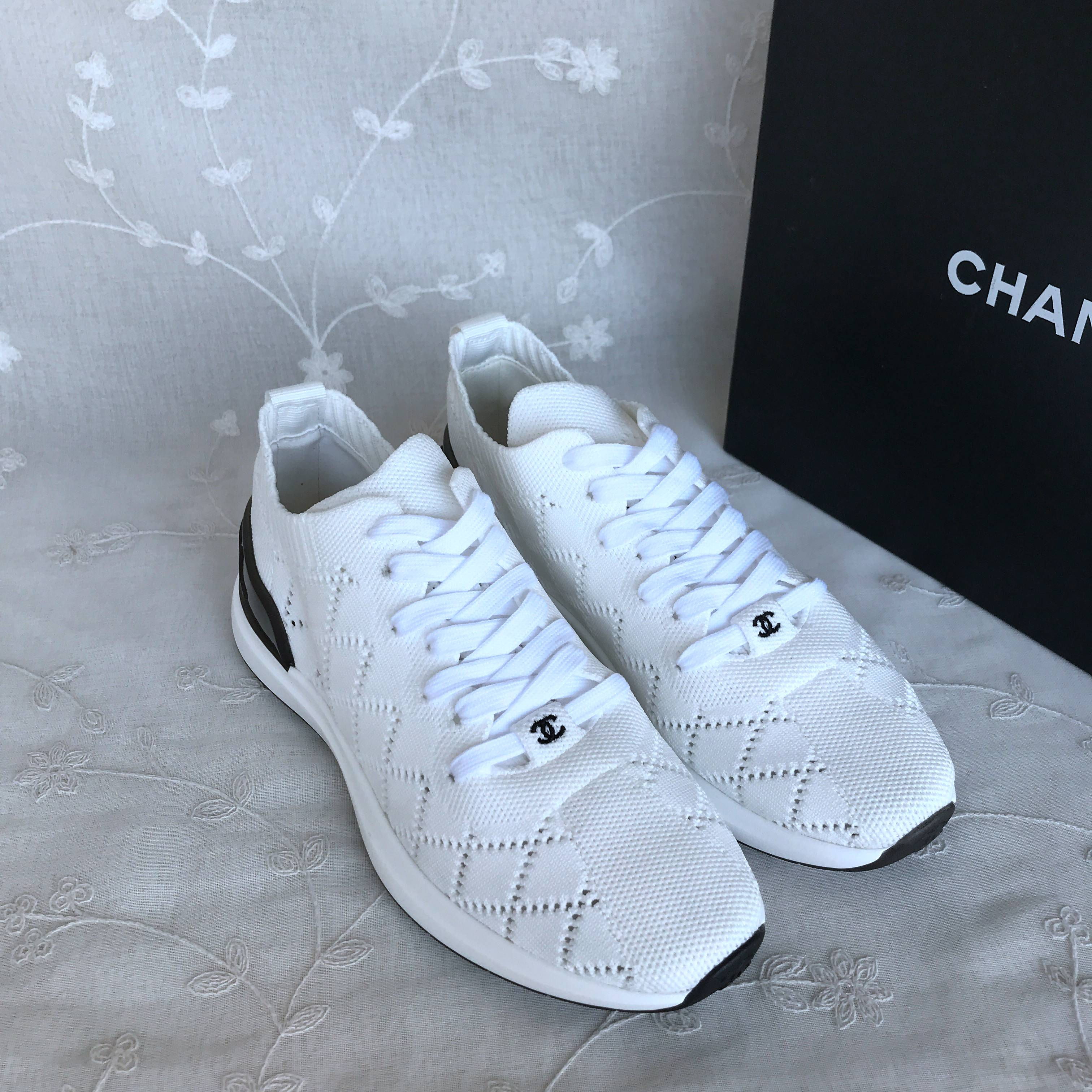 Chanel Casual Shoes 862215