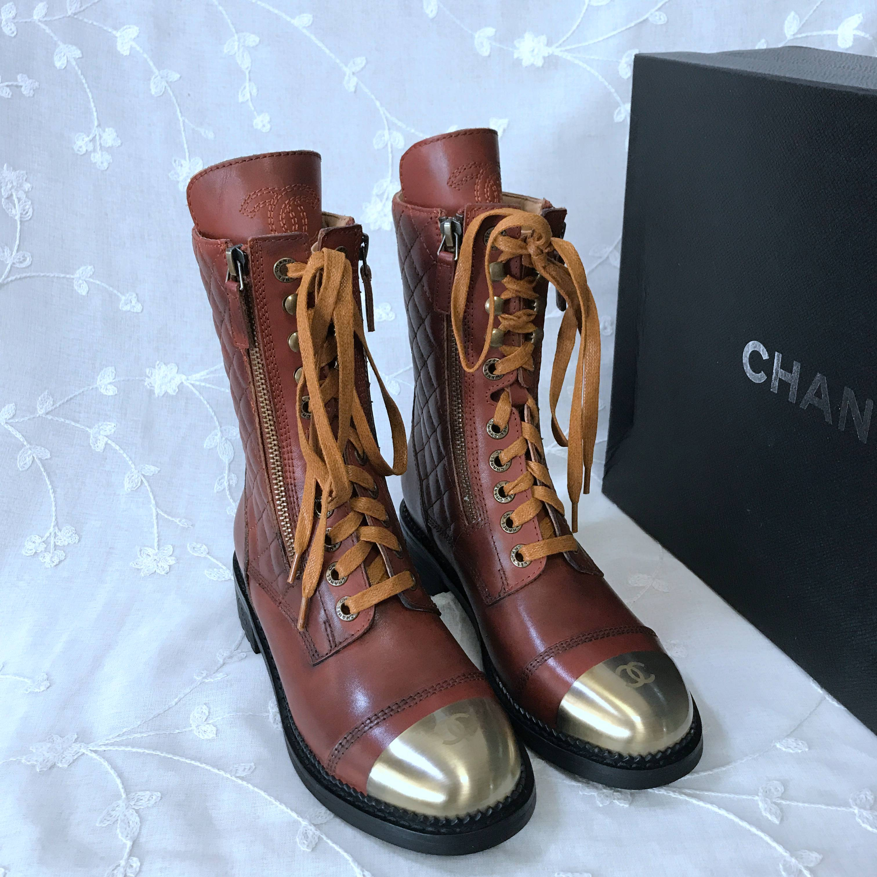 Chanel Boots 1321897