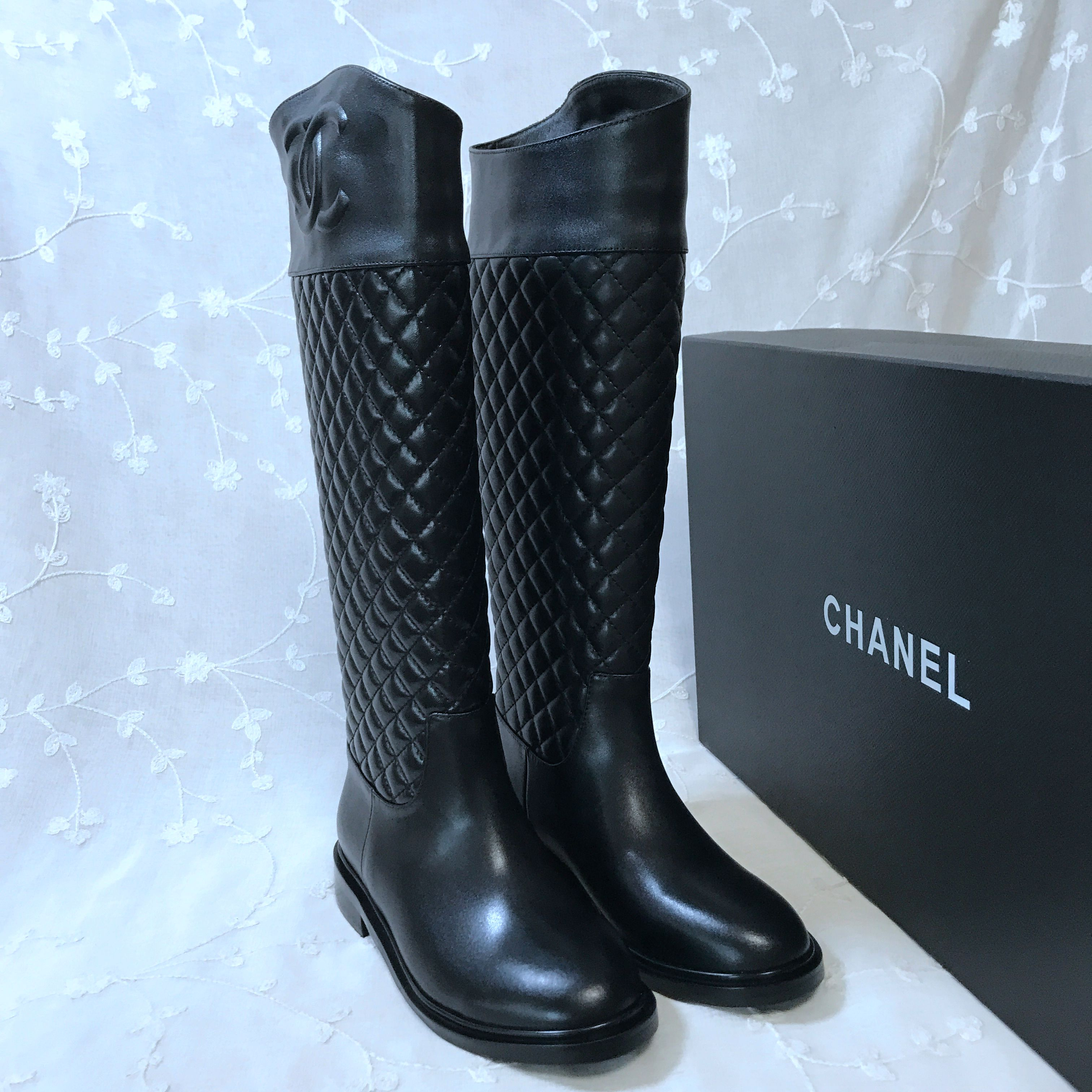 Chanel Boots 1321900