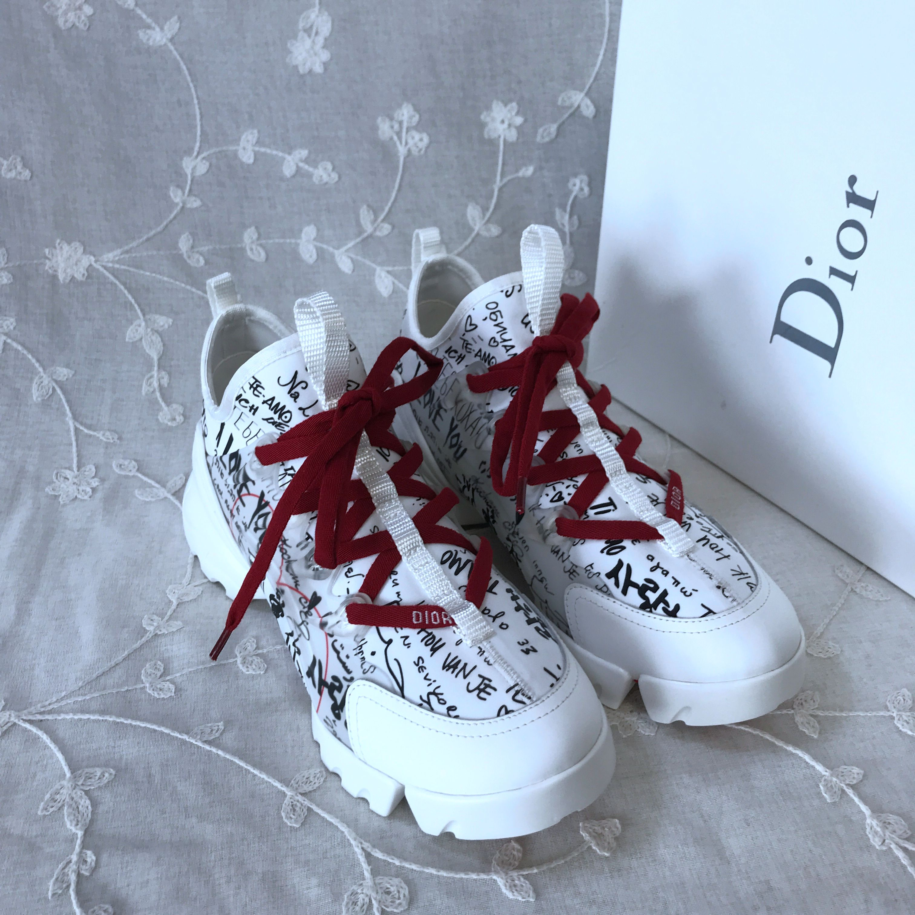 Dior Casual Shoes 1344415