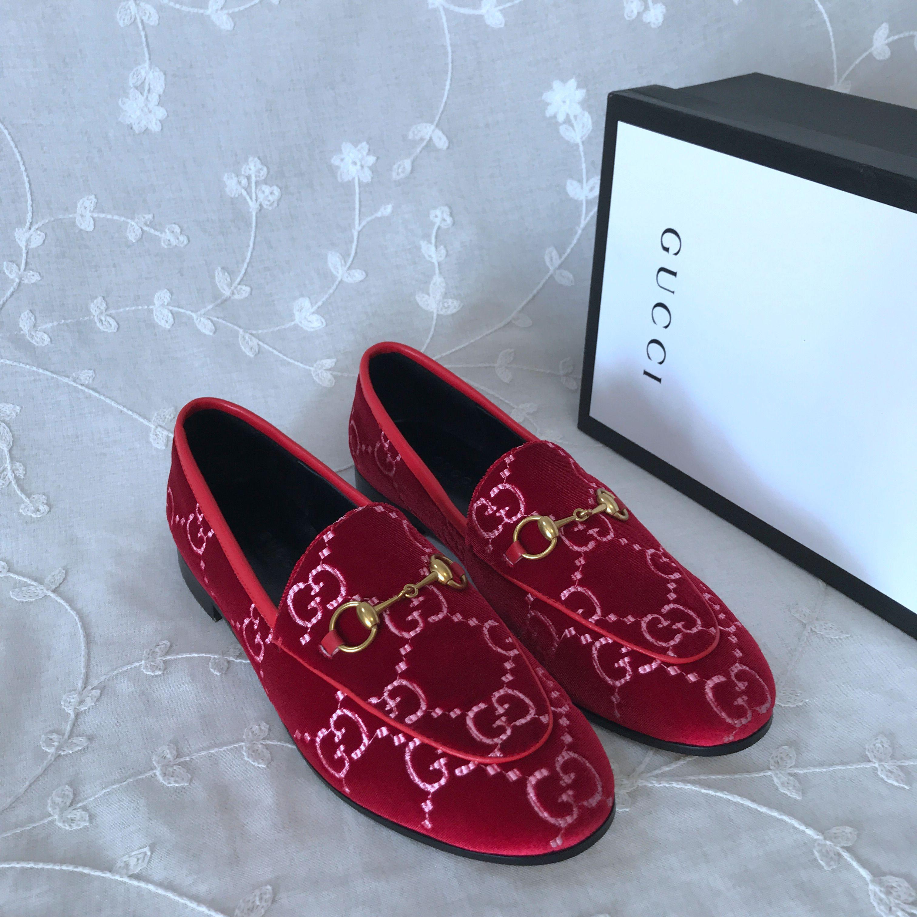 Gucci Woolen shoes