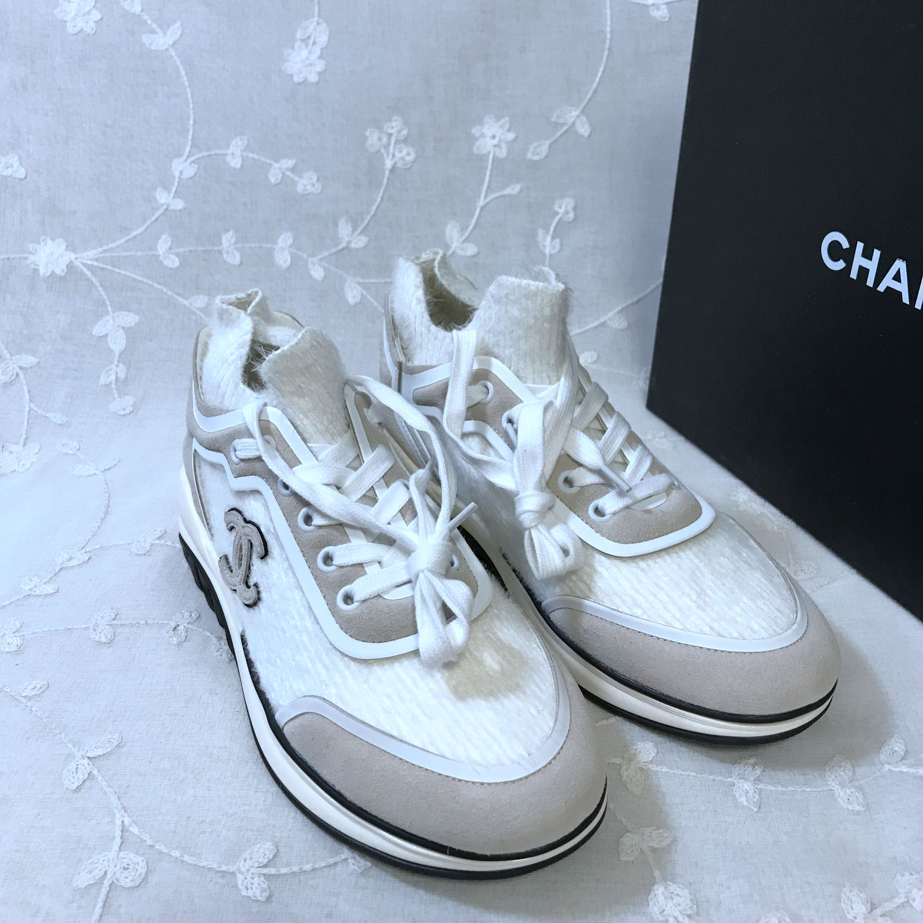 Chanel Casual Shoes