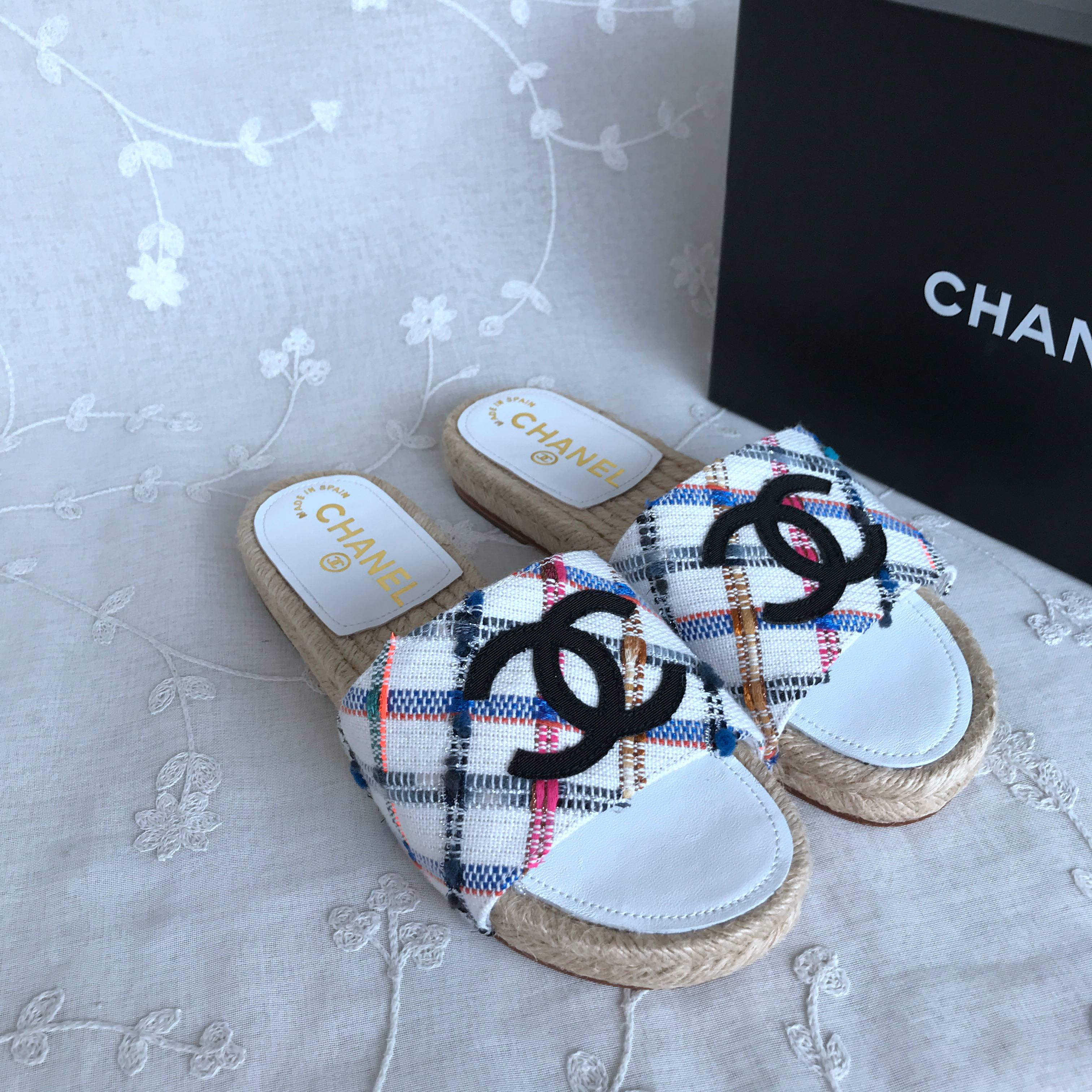 CC Slippers Shoes