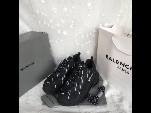 BALENCIAGA Sports Shoes