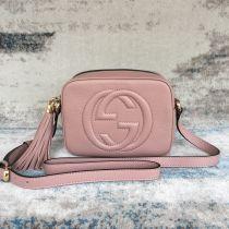 Gucci Soho small leather disco bag 308364