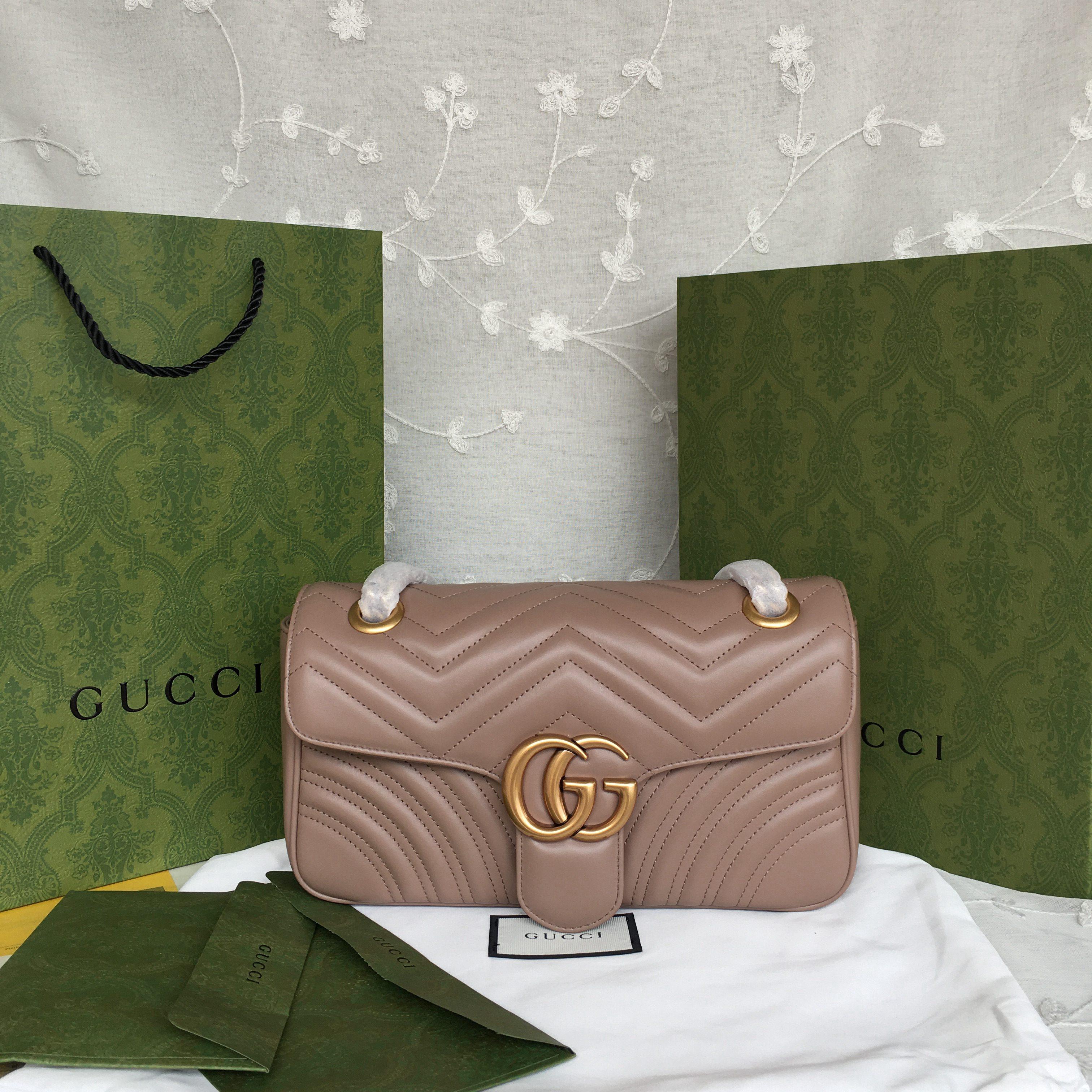 Gucci Marmont small shoulder bag 443497