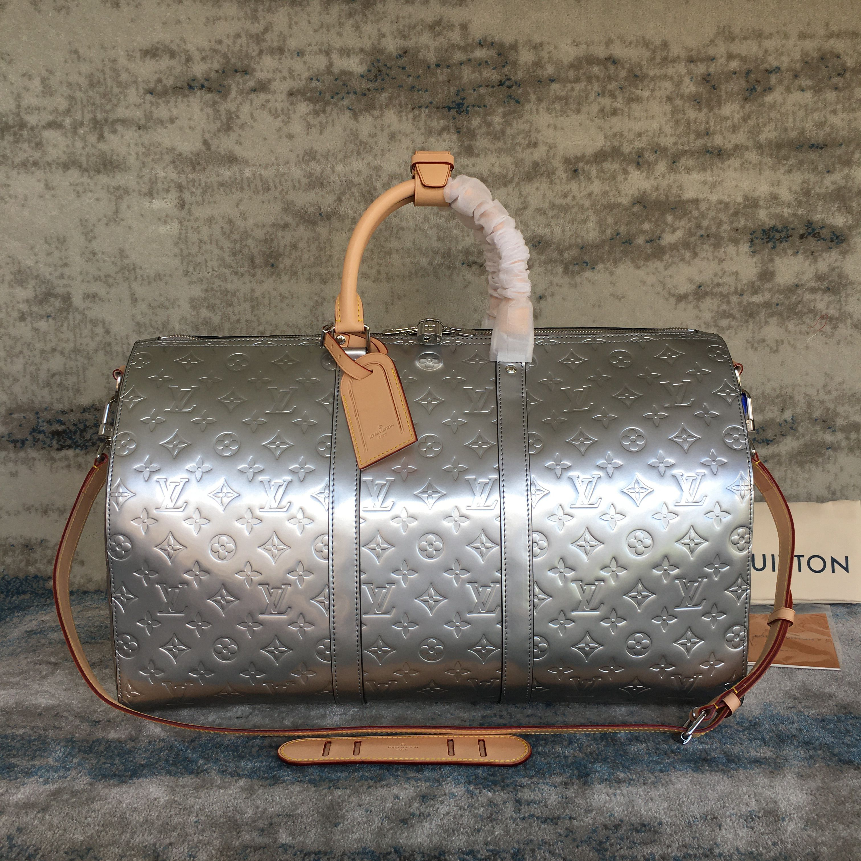 LV KEEPALL BANDOULIERE 50 M58758