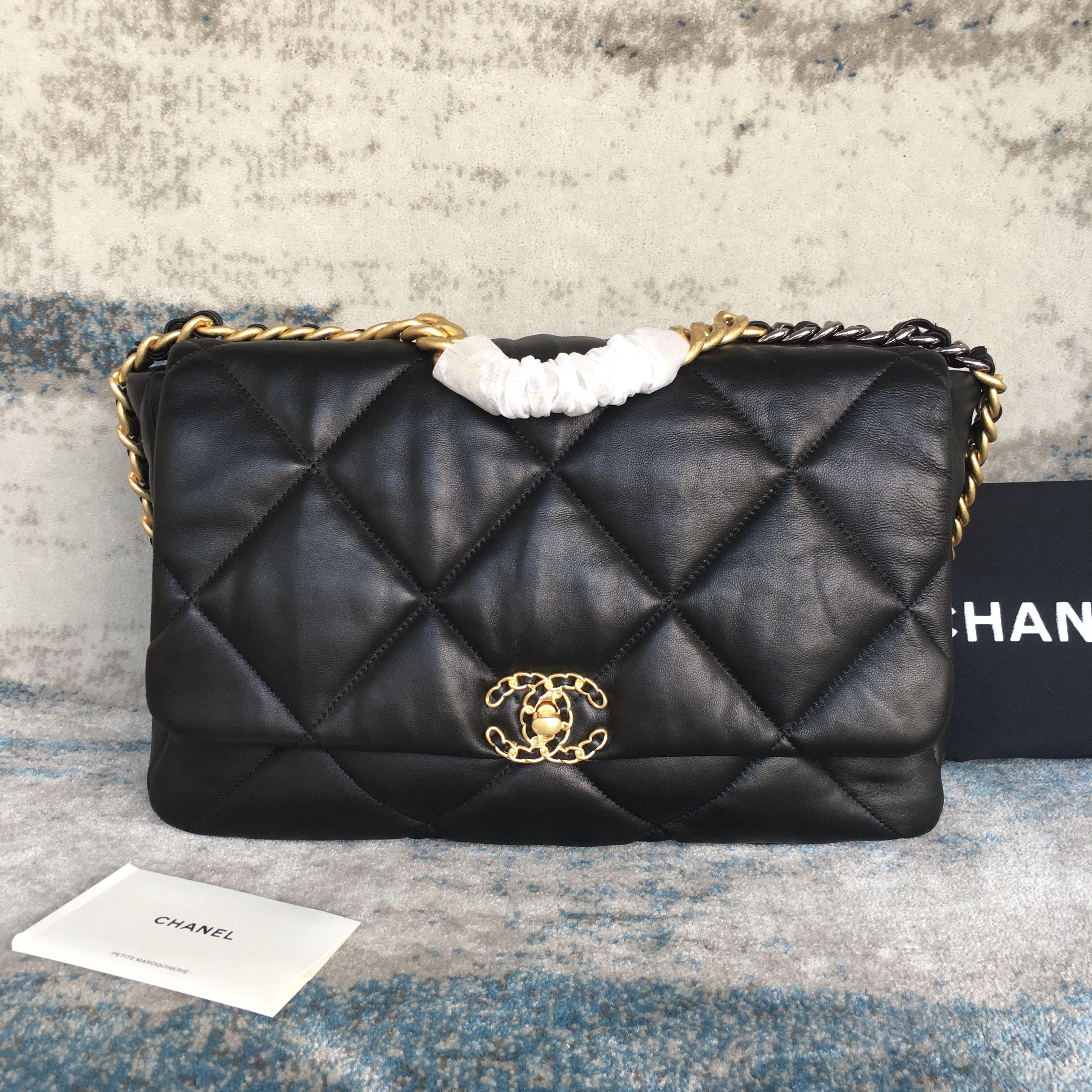 CHANEL LARGE 19 Bag