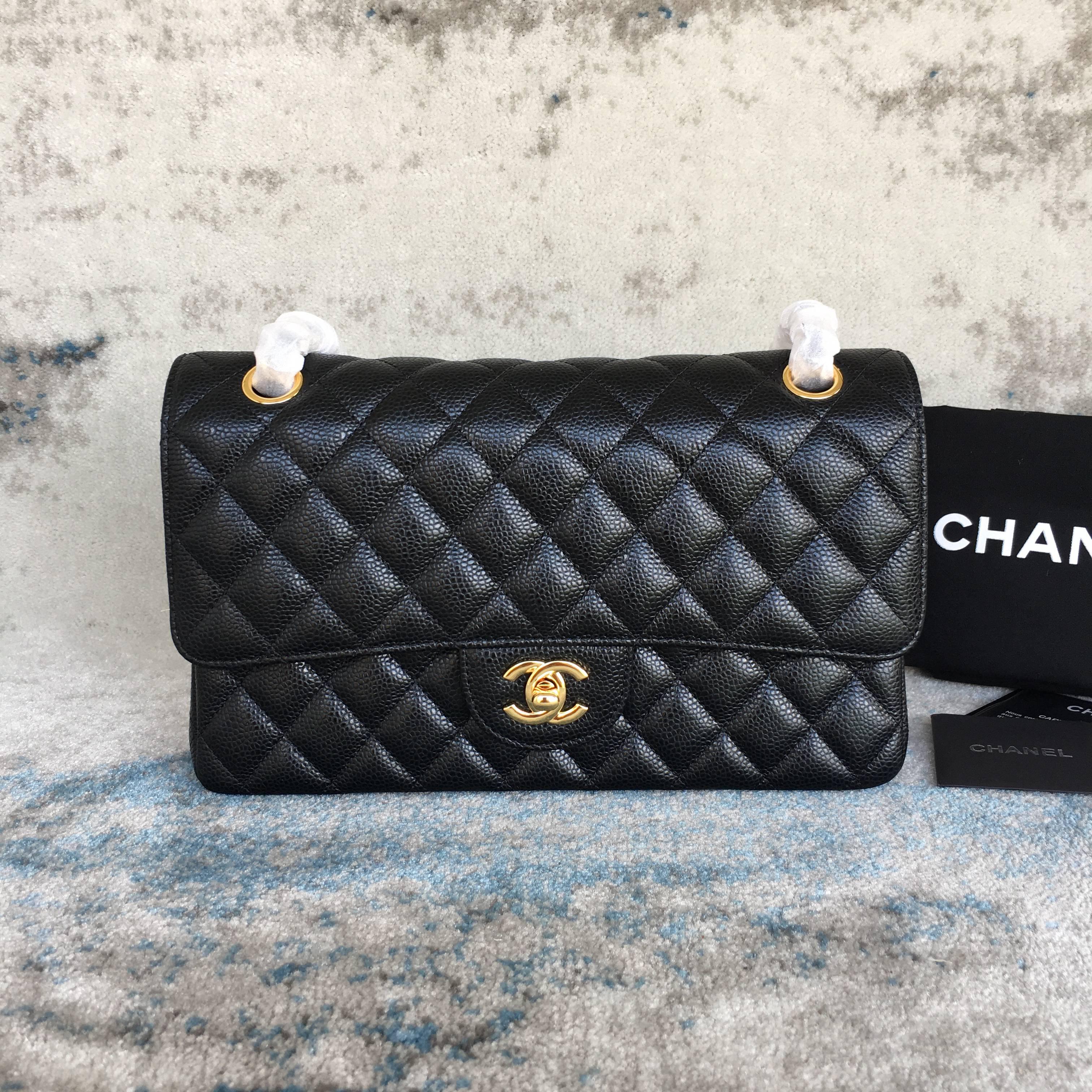 CHANEL CLASSIC HANDBAG  25cm