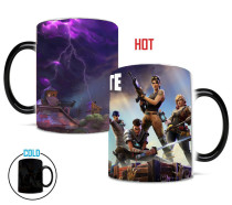 FORTNITE Discolourable Ceramic Cup Coffee Mug Cup 350ml