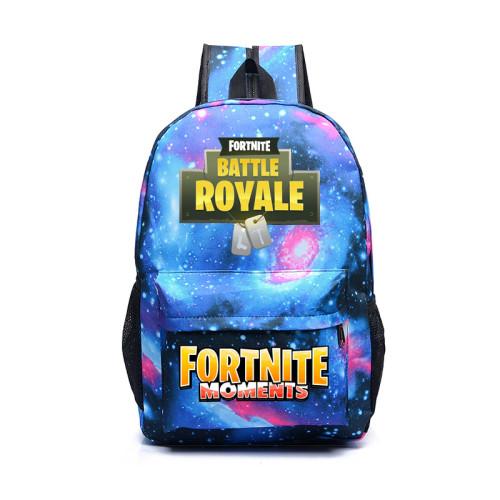 FORTNITE Battle Royale Schoolbag Backpack Travel Bag Knapsack