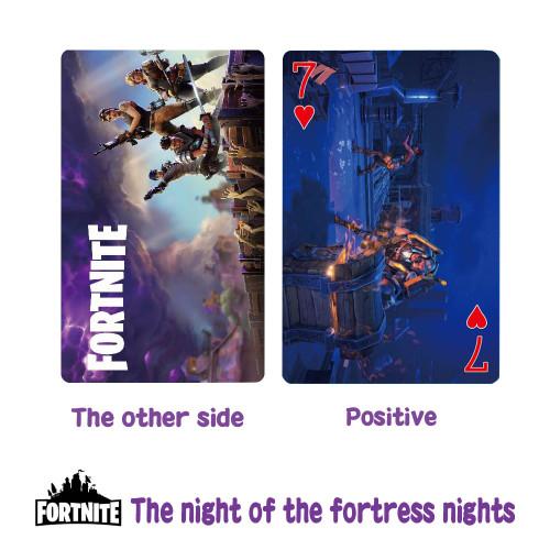FORTNITE Poker Cards