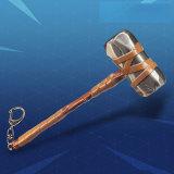 FORTNITE Hoe Pickaxe Alloying Weapon Key Chain