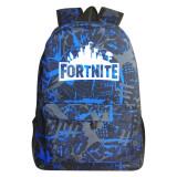 FORTNITE Luminous Illuminating School Backpack Travel Bag Knapsack