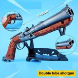 FORTNITE Pump Shotgun Kirsite Alloying Weapon Key Chain