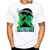FORTNITE Men Women T-Shirts Casual Print Round Neck Short Sleeve Tees Tops