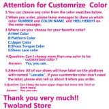Customrize Color