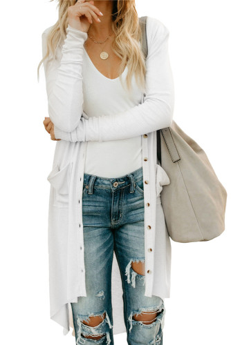 White Cardigan jacket
