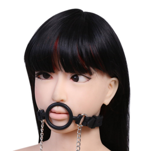 Milk clip chain  toy mouth ring