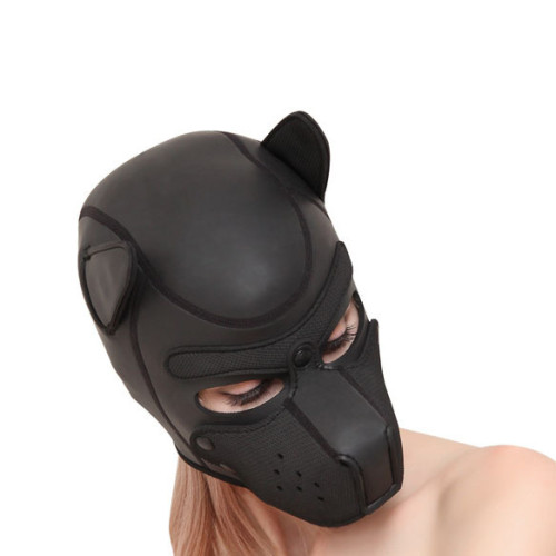Dog head cover