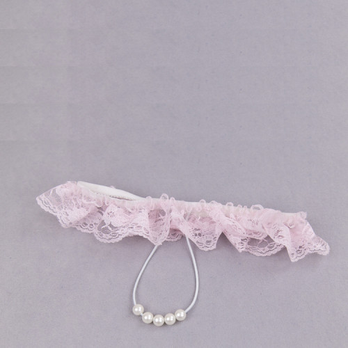 Pink Lace Panties